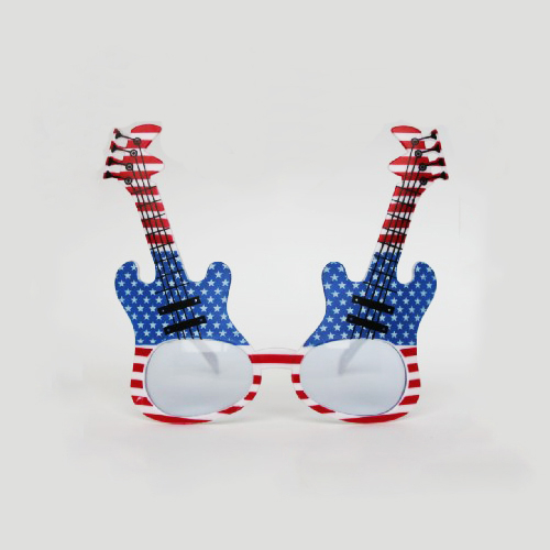 USA gitar glasses