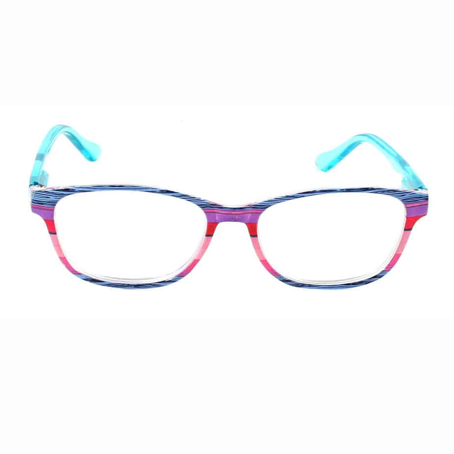 Y&T Brand Multi Color Custom Logo Women Reading Eyeglasses