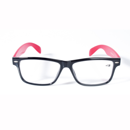Y&T brand top selling promotional anti blue light eyeglasses bunny eyes reading glasses