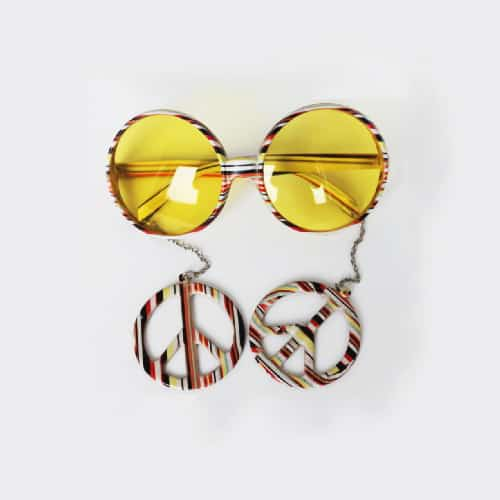 big earring sunglasses