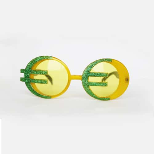 promotional sunglasses wholesale green yellow