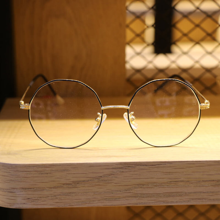 Designer Clear Lens Glasses
