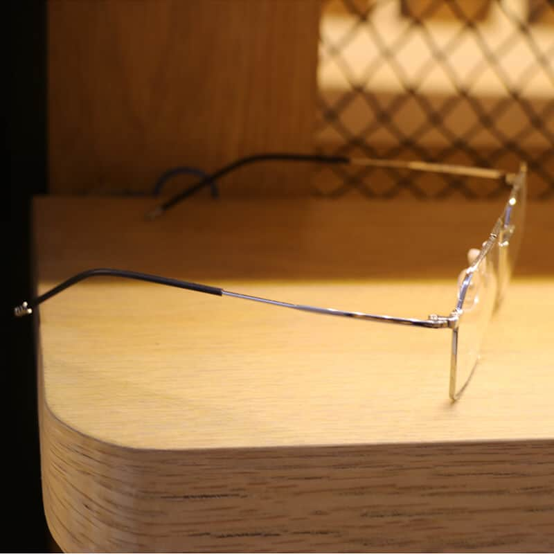 Box shape sunglass
