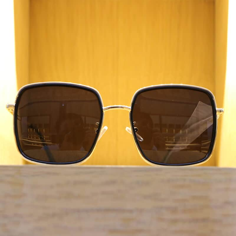 Mirrored Aviators Sunglasses For Women