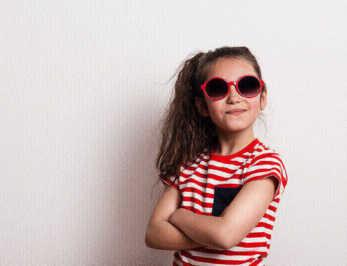 How to choose sunglasses for children?