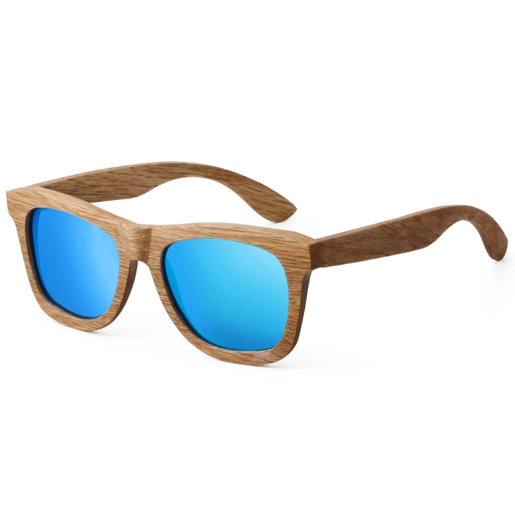 Bamboo Sunglasses Manufacturer Engraved In China -Y&T Eyewear