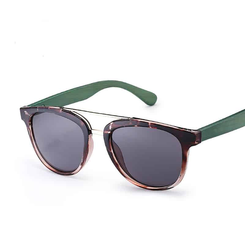Bamboo Sunglasses Manufacturer with Custom