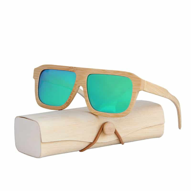 Bamboo Sunglasses Manufacturer withCustom Engraved In China -Y&T