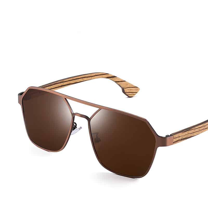 Bamboo Sunglasses Manufacturer withCustom Engraved In China