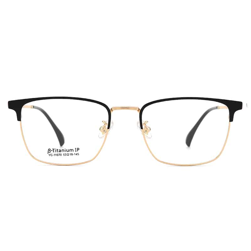Prescription Eyeglasses China Manufacturer & Supplier - Y&T Eyewear Titanium