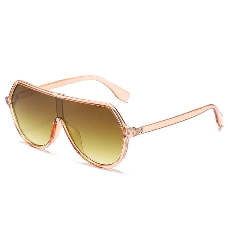 Custom Gold Sunglasses Manufacturer In China Metal