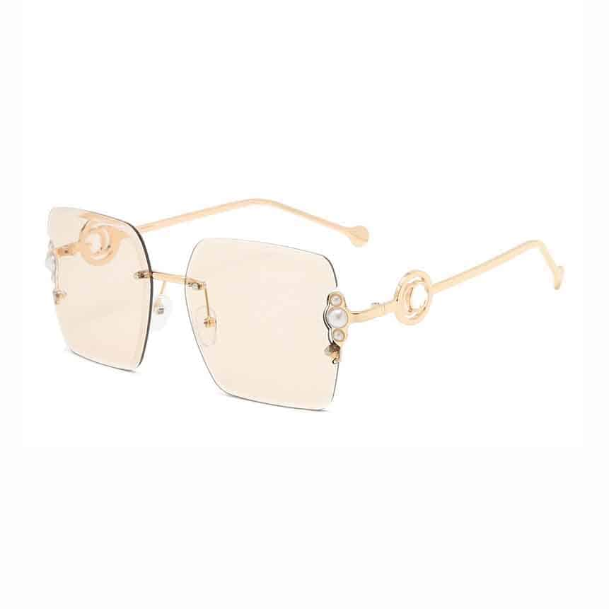 Custom Gold Sunglasses Manufacturer In China - Y&T Eyewear Metal
