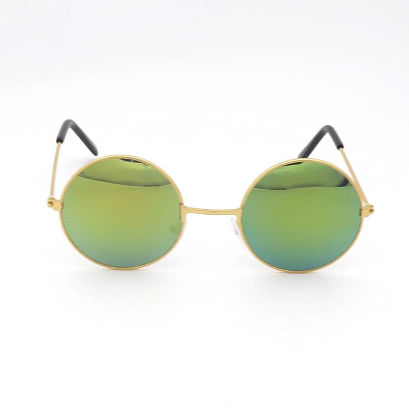 Custom Gold Sunglasses Manufacturer In China