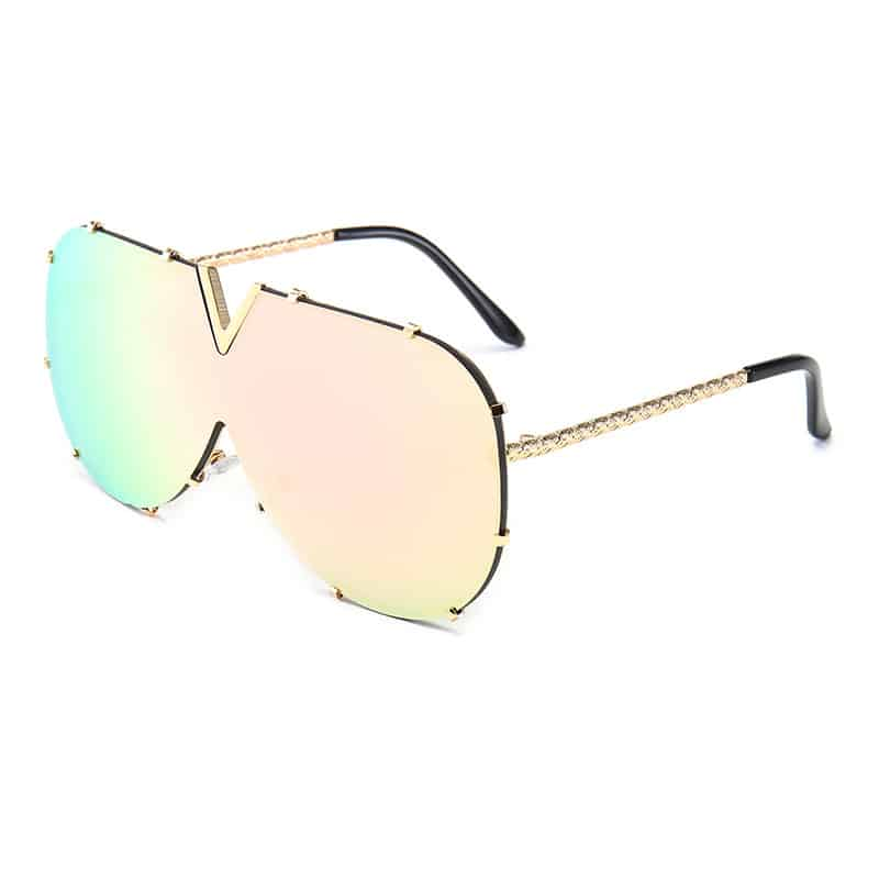 Custom Gold Sunglasses Wholesale Manufacturers In China