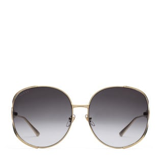 Wholesale Sunglasses Manufacturer Round_frame metal sunglasses