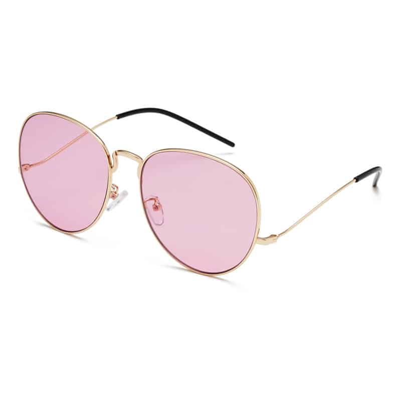 Wholesale Sunglasses Manufacturer-rose gold sunglasses